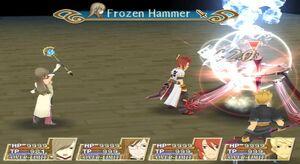 Frozen Hammer (TotA)