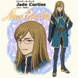 Anime Concept Jade