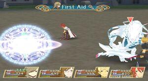 First Aid (TotA)