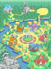 Minakuru Town (TotW-ND3)