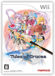 ToG Wii (NTSC-J) game cover