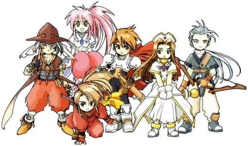 Chibi Phantasia Cast
