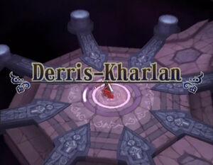 Derris-Kharlan (ToS)