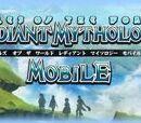 Tales of the World: Radiant Mythology Mobile