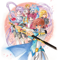Tales of Graces Characters