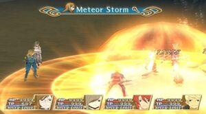 Meteor Storm (TotA)