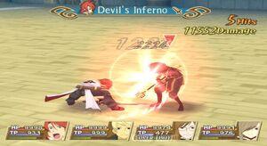 Devil's Inferno (TotA)