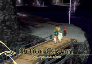 Ortion Cavern (TotA)