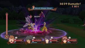 Devil Rage Rise (ToV)