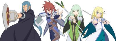 Four Seraphim (ToF2)