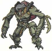 Baruk Battle Sprite