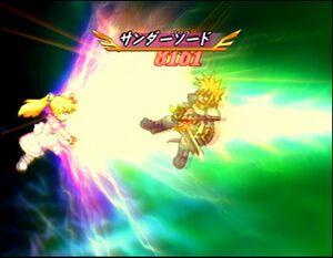 Thunder Sword (ToD PS2)
