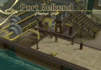 Port Belkend