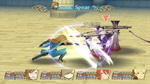 Sonic Spear (TotA)