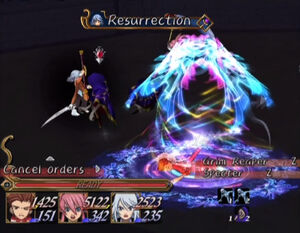 Resurrection (ToS)