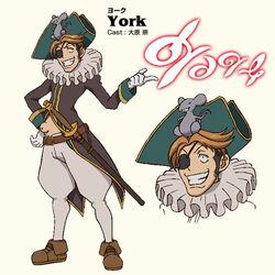 Anime Concept York