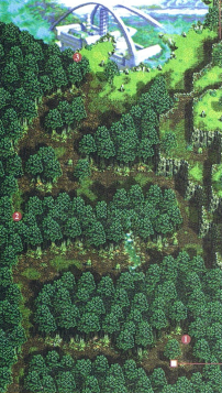 Straylize Forest Map (ToD PSX)