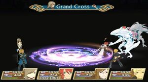 Grand Cross (TotA)
