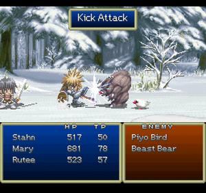 Kick Attack (ToD PSX)