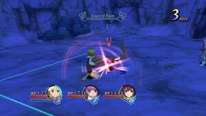 Sword Rain (ToG)
