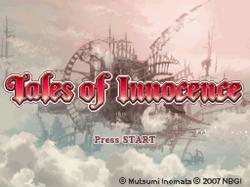Title Screen (ToI)