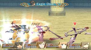 Eagle Dive (TotA)