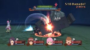 Destruction Field (ToV)