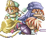 Past Warriors (ToP GBA)