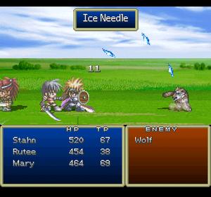 Ice Needle (ToD PSX)