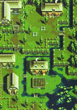 Lienea Map (ToD PSX)