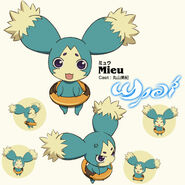 Anime Concept Mieu