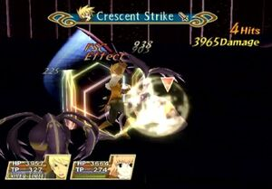 Crescent Strike (TotA)