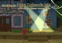 Nam Cobanda Isle (TotA)