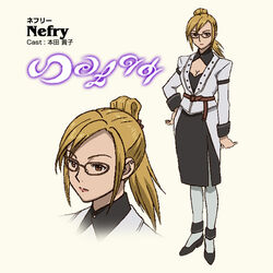 Anime Concept Nephry