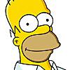 Homer head shot