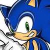 Sonic head shot
