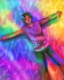Alex in Bifrost (Arthémis Fanartiste)