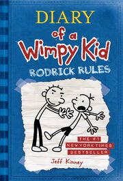Rodrick Rules Book 2
