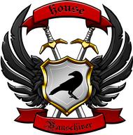 House vanschiver sigil black by veronicadcuo-d55dk5p