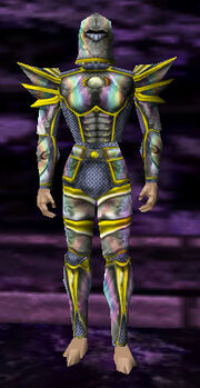 Empowered Armor of the Perfect Light Live