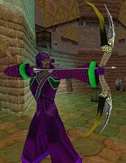 Bladed Bow of Impaling (270+) Live