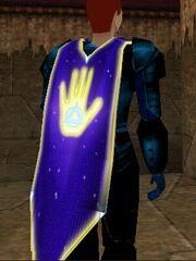 Celestial Hand Cloak Live