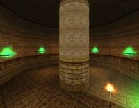 Jester's Entombment Wall Live