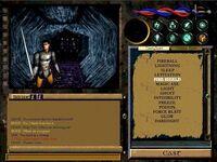 Alpha - Player Screen