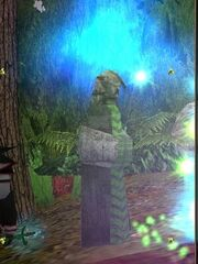 Ancient Statue of the Viridian Rise 2 Live