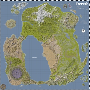 Big Map of Dereth