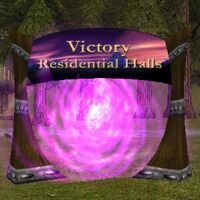 Victory Residential Halls Live