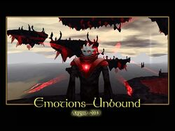 Emotions Unbound Splash Screen