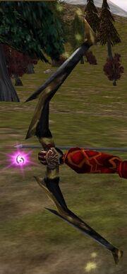 Royal Runed War Bow Live