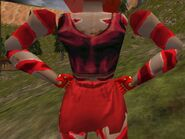Aphus Lounging Shirt (Swamp Lord's War Paint) 1 Live